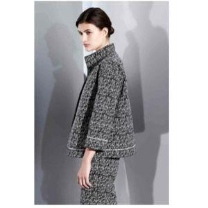 Lida Baday Womens Jacket Designer Size 10